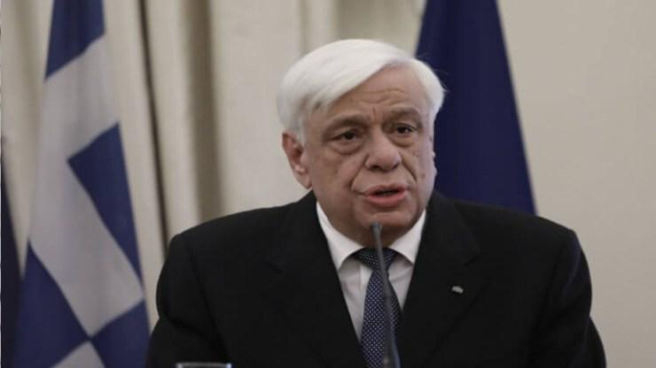 Παυλόπουλος: «Θα αγωνισθούμε, για ν' αναγνωρισθεί διεθνώς η Γενοκτονία του Ελληνισμού του Πόντου»