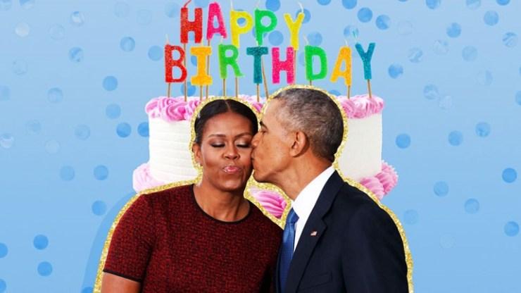 Τα τρυφερά λόγια του Barack Obama στη σύζυγό του με αφορμή τα γενέθλιά της