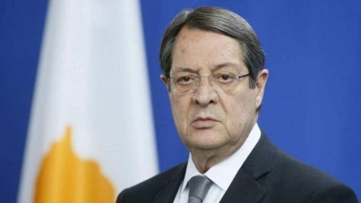 Νίκος Αναστασιάδης:«Θερμά συγχαίρω για την εκλογή της νέας ΠτΔ Σακελλαροπούλου»