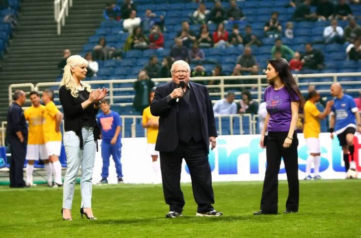 Η αγάπη του Κώστα Βουτσά για το ποδόσφαιρο και η σχέση του με τα γήπεδα