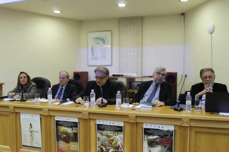 Ξεκίνησαν οι ανοιχτές διαλέξεις ''Politics First'' στη Λάρισα (φωτο)
