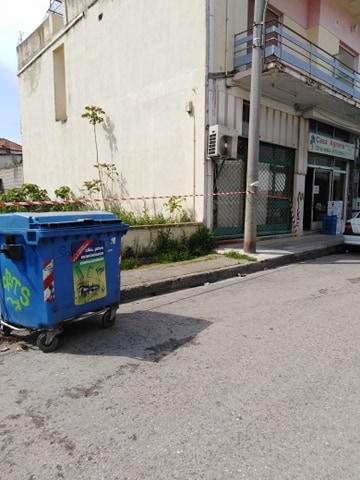 Απίστευτη καταγγελία Λαρισαίας από τη νέα Σμύρνη: Αποκλείστηκε μόνο το δικό της σπίτι σε έναν ολόκληρο δρόμο (φωτο)