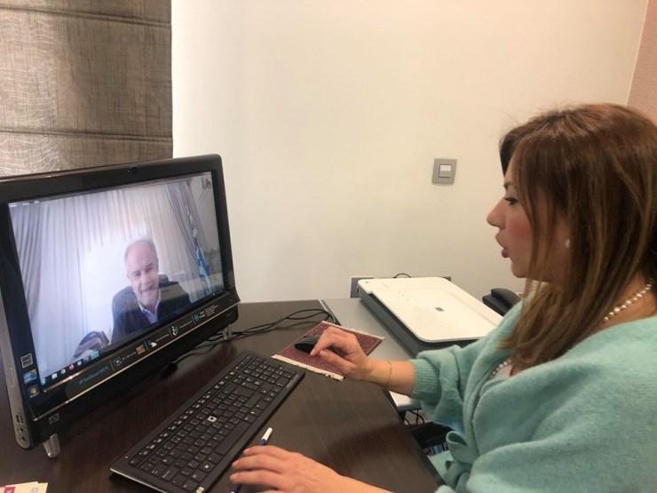 Στέλλα Μπίζιου: Συνεργασία με όλους για νατα καταφέρουμε