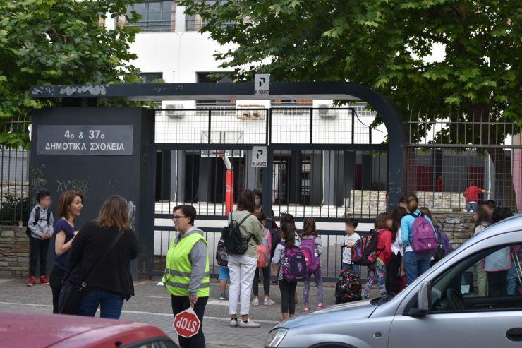 Λάρισα: Πολύ μικρή η συμμετοχή μαθητών στη δειγματοληψία στη Ν. Σμύρνη - Στο 80% η προσέλευση στα υπόλοιπα σχολεία