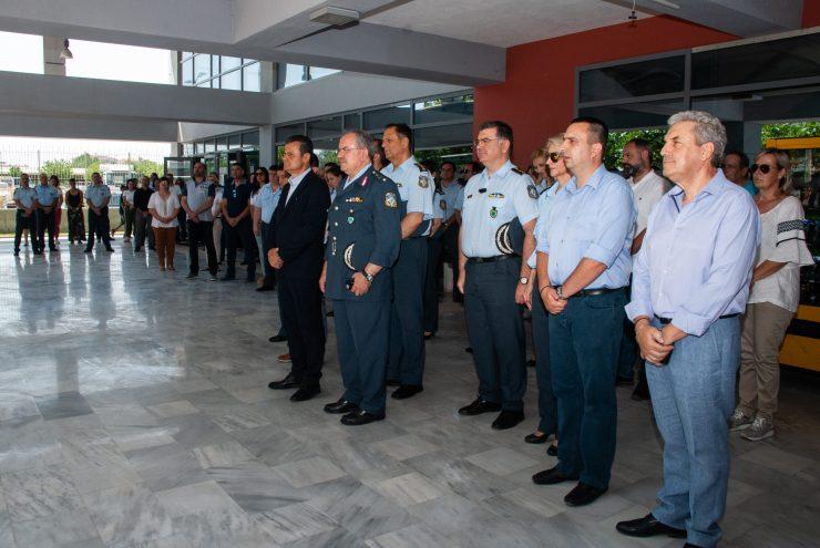 Λάρισα: Εορτασμός Προστάτη της Διεθνούς Ένωσης Αστυνομικών «Αποστόλου Παύλου»
