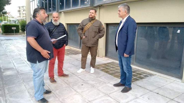 Μηχανοκίνητη πορεία για τη στήριξη εμπόρων και εργαζομένων στη Λάρισα - Ζητούν απαλλαγή 6 μηνών από δημοτικά τέλη (φωτο - βίντεο)