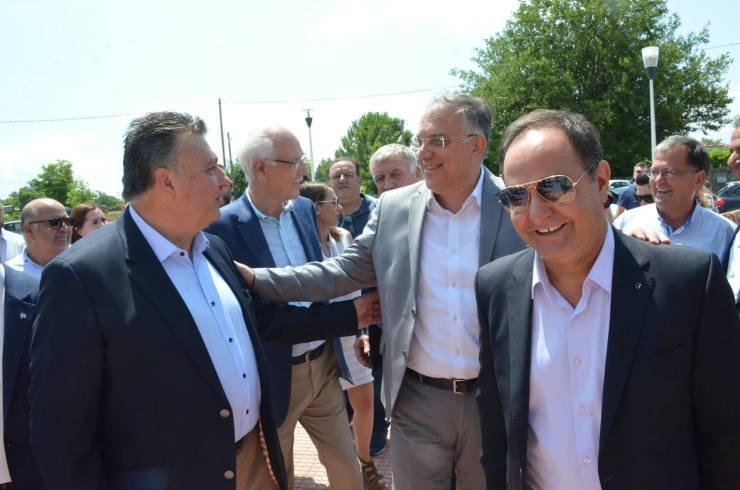 Ο Ν. Ευαγγέλου για την επίσκεψη Θεοδωρικάκου: «Ξεκινά μια νέα εποχή για την Τοπική Αυτοδιοίκηση»