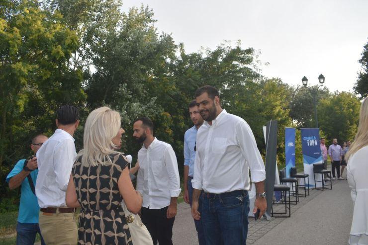 Εκδήλωση για την αξιοποίηση του φυσικού περιβάλλοντος διοργάνωσε η ΟΝΝΕΔ στη Λάρισα (φωτο - βίντεο)
