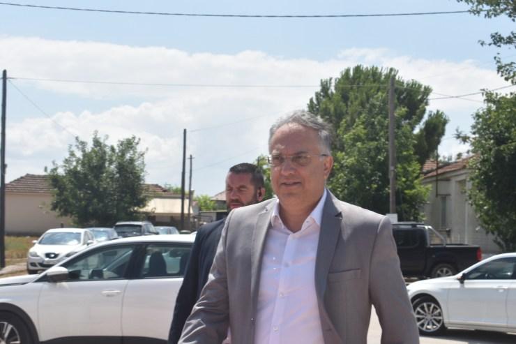 Τ. Θεοδωρικάκος από Λάρισα: 60 έργα πνοής από το πρόγραμμα «Αντώνης Τρίτσης» στη Θεσσαλία - Θα ωφεληθούν όλοι οι δήμοι (φωτο - βίντεο)