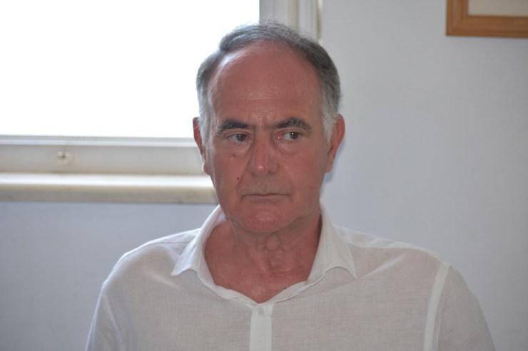 Ο Σπύρος Χαλκιόπουλος
