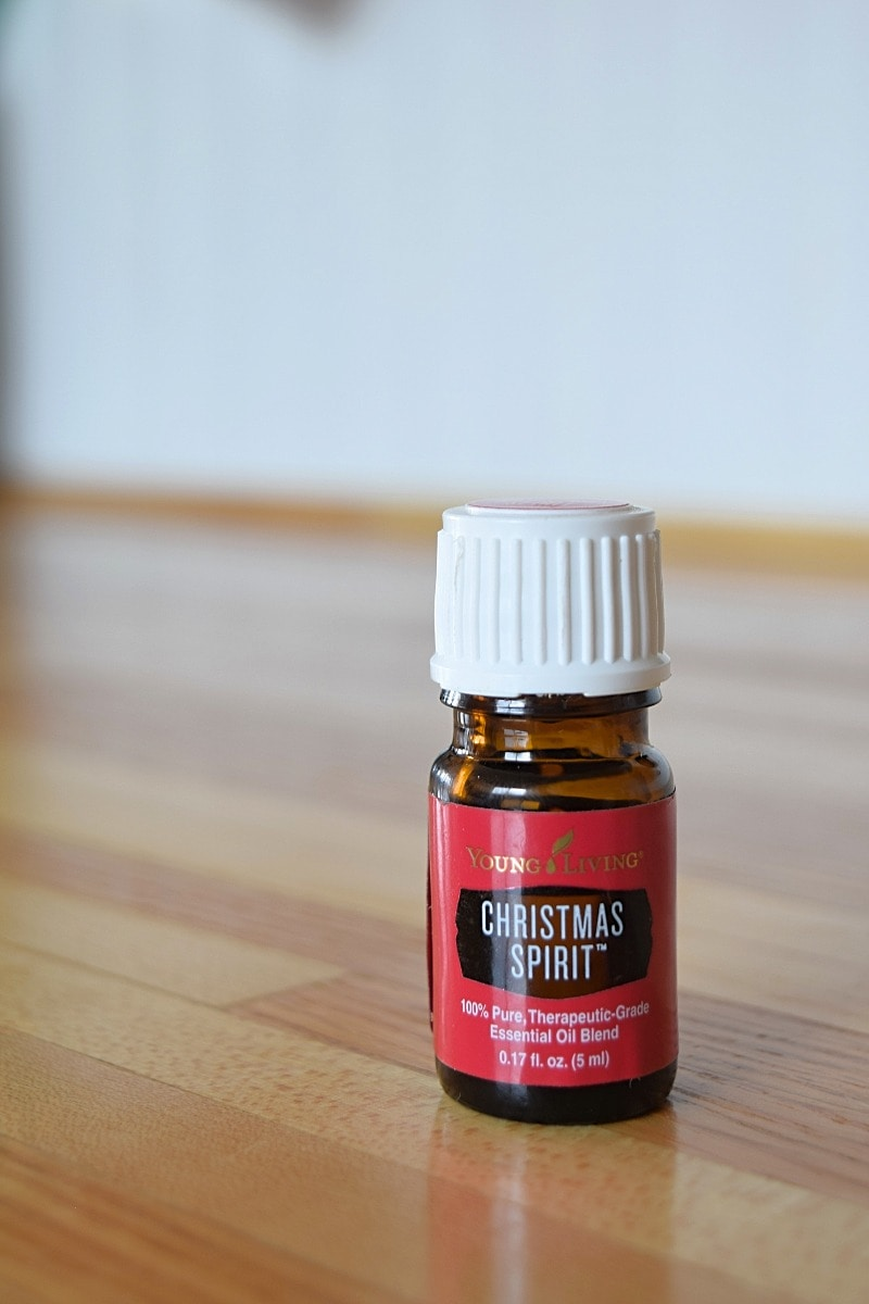 5 reasons why you should use christmas spirit essential oil - Young Living Christmas Spirit