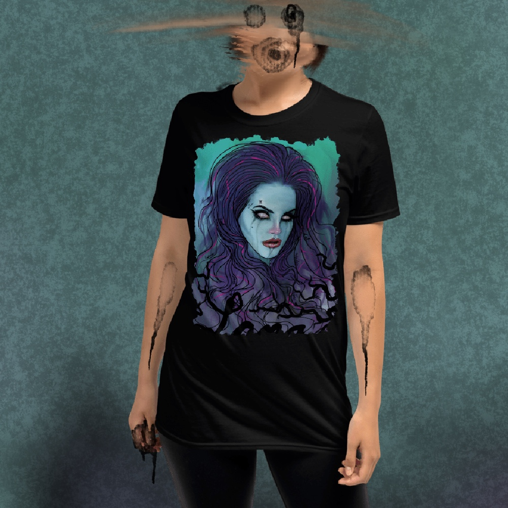 "Featured image for ""Lana - Short-Sleeve Unisex T-Shirt"""