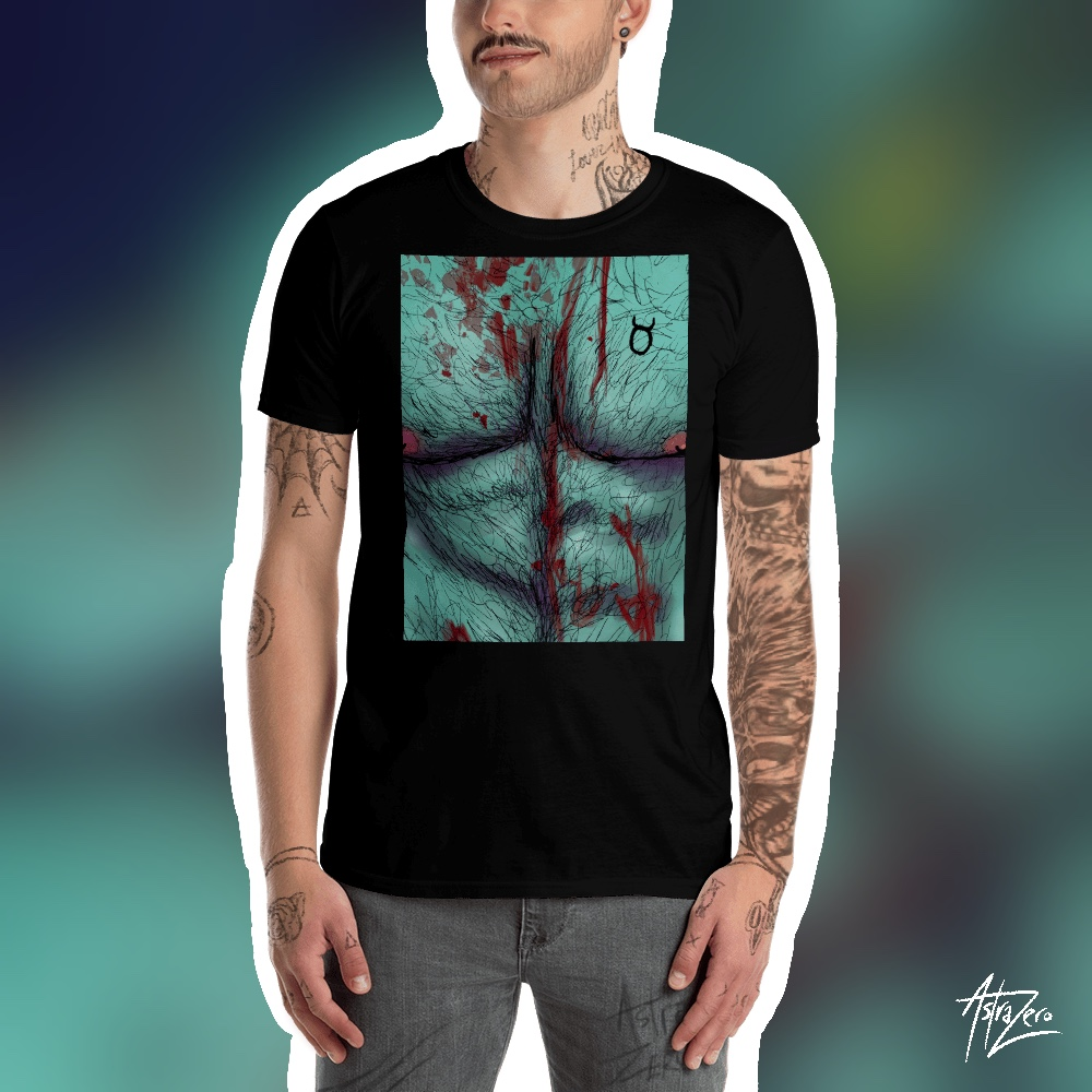 "Featured image for ""Dead Chest - Short-Sleeve Unisex T-Shirt"""