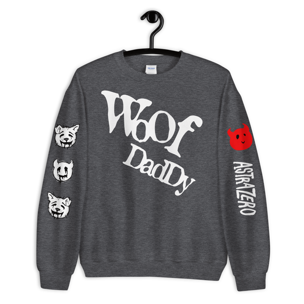 "Featured image for ""Woof Daddy Furry - Unisex Sweatshirt"""