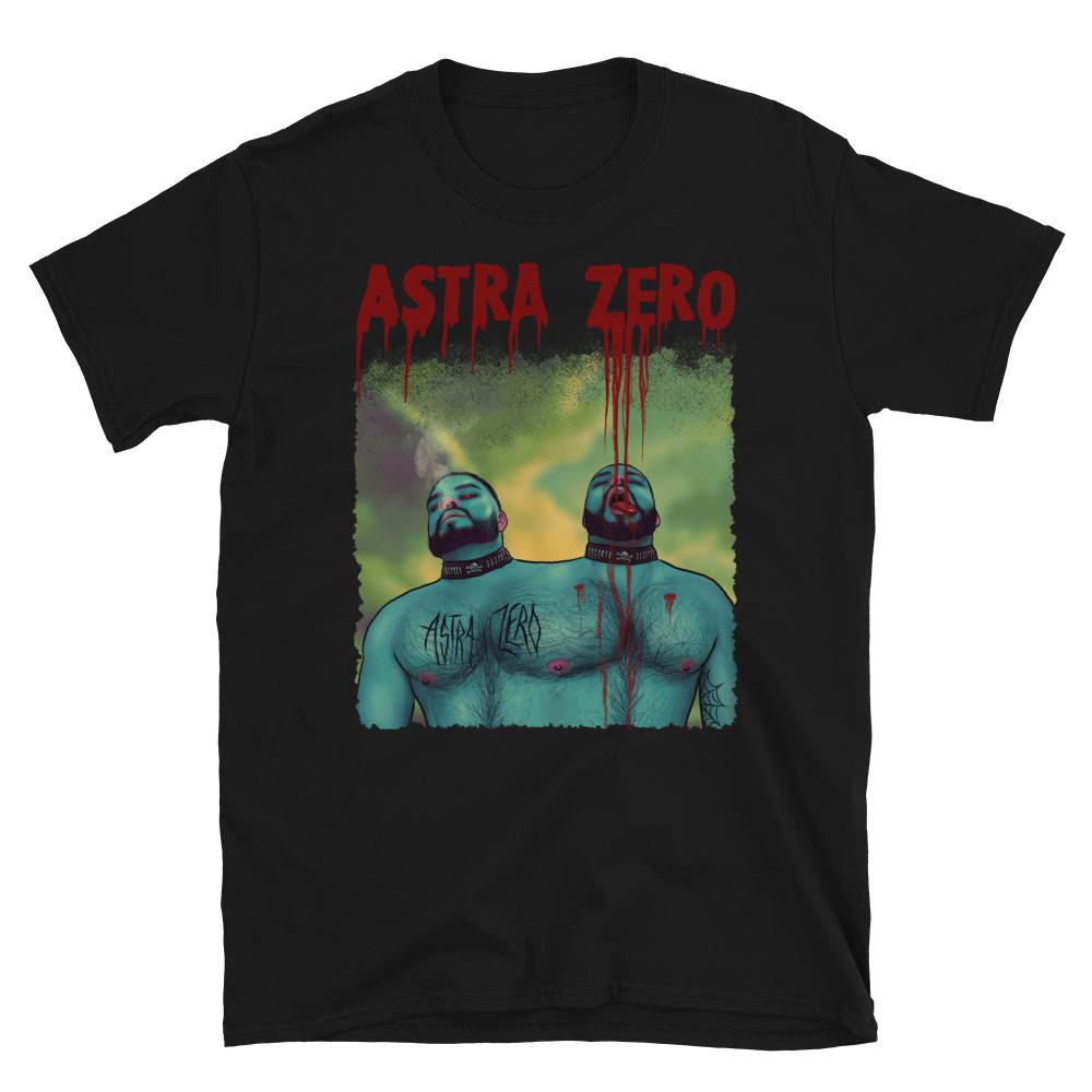 "Featured image for ""Astra Zero: Blood Twins - Short-Sleeve Unisex T-Shirt"""