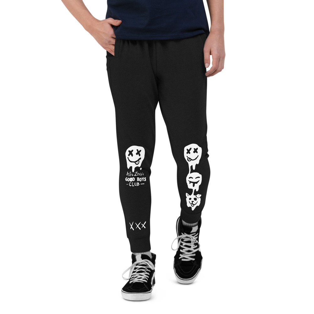"""Featured image for """"I'm a Good Boy -  Unisex slim fit joggers"""""""