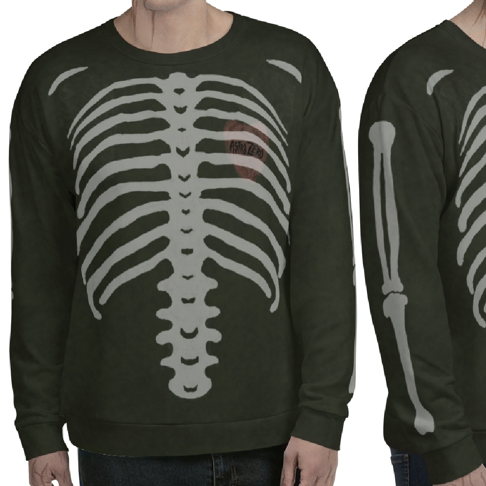 "Featured image for ""Rotten Bones - Unisex Sweatshirt"""