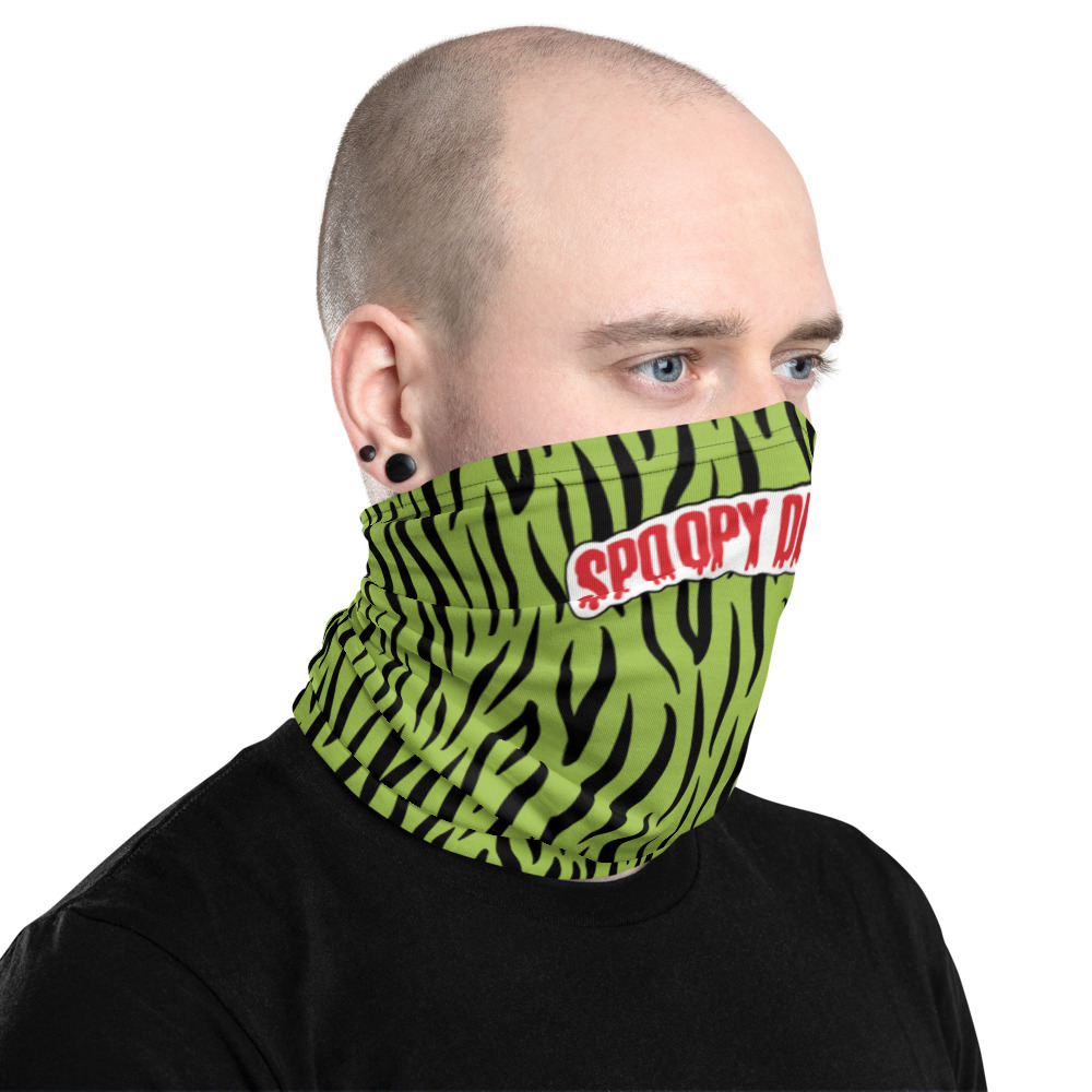 "Featured image for ""Spoopy Dead Kids Green - Neck gaiter"""