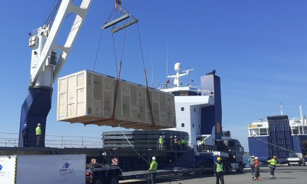 Spezialtransporte für Ariane-Raketen