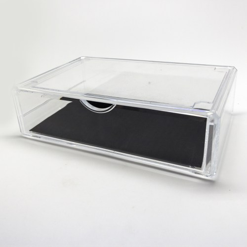 Simple Clear Acrylic Drawer Organizer