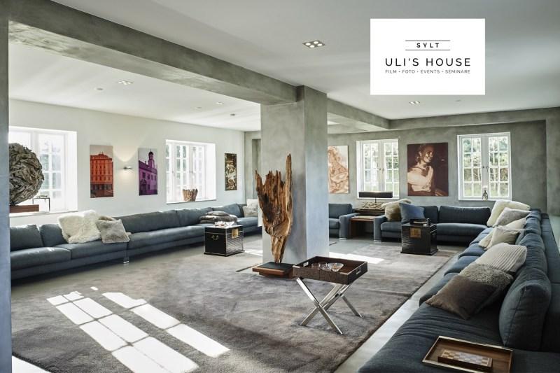ASTRID M. OBERT PHOTOGRAPHY PRESENTS - SYLT - Uli's House Interior