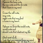 The knots prayer