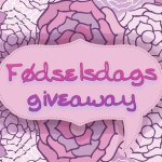 Fødselsdags giveaway