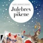 Julebrevpikene av Karin Bjørset Persen