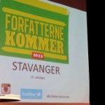 Forfatterne kommer – Gyldendal i Stavanger