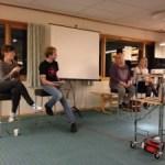 Turne om blogging arrangert av Folkeakademiet i Rogaland