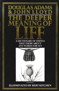 The deaper meaning of Liff