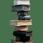 Bøker å lese og hyller til å sette bøkene i, steder å kjøpe dem og steder å lagre dem