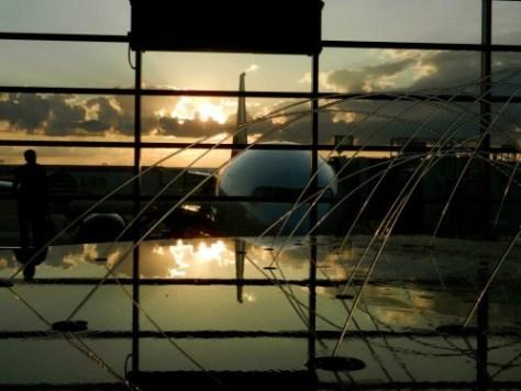 DTW Airport - Sun