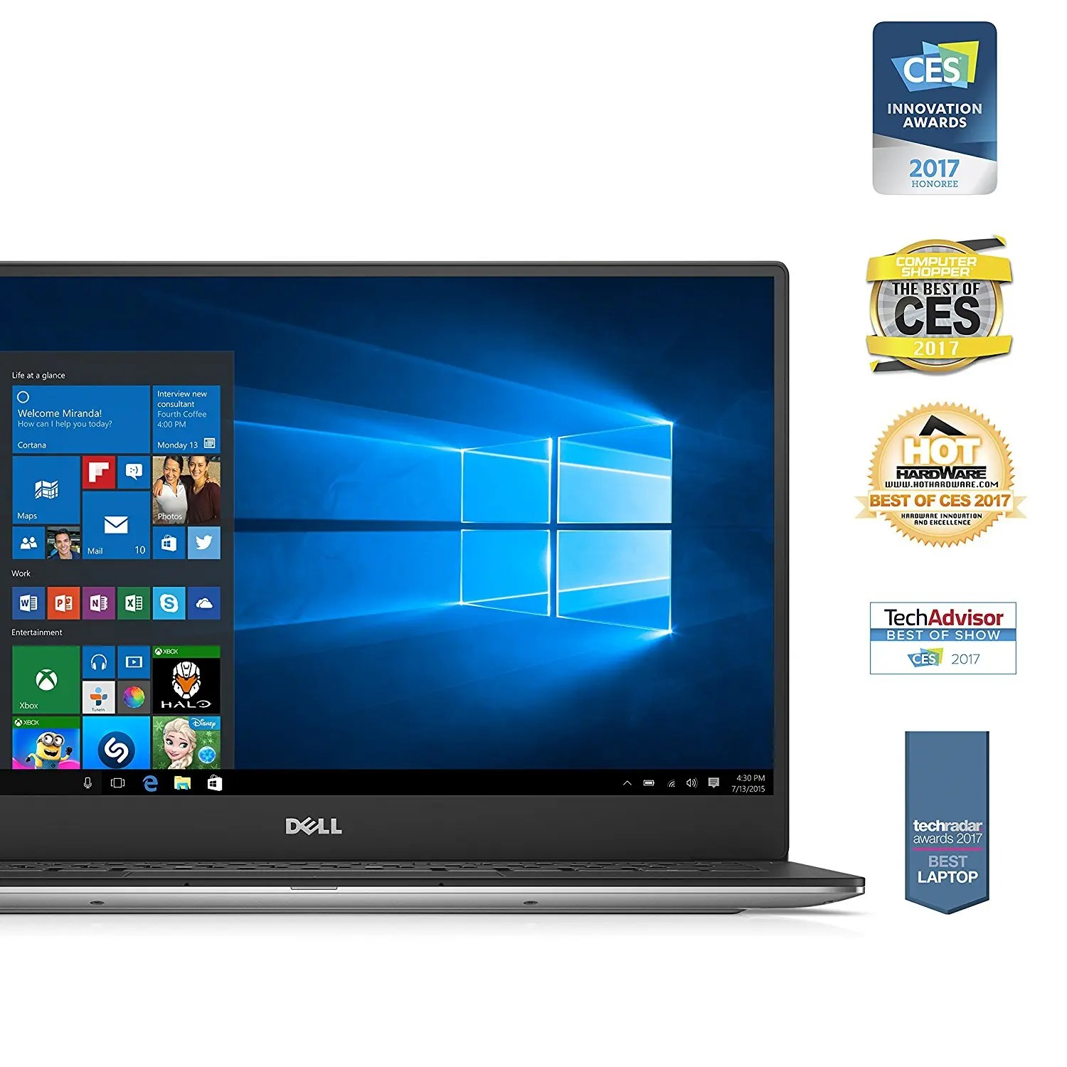 DELL XPS 13 9360R i7 QHD+