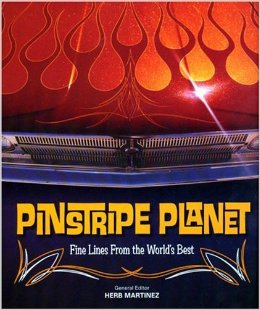 Pinstripe planet
