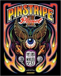 Pinstripe Planet II