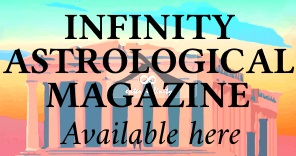 IAM INFINITY MAGAZINE BUTTON