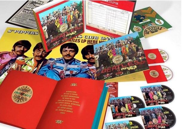 Top Ten Recording secrets of Sgt. Pepper