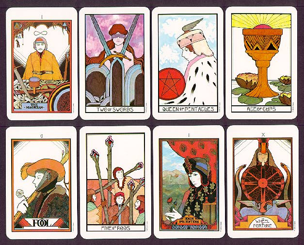 9 Must Have Tarot Decks for Beginner's, Easy to Learn