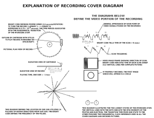 Explanation of Recording Cover Diagram