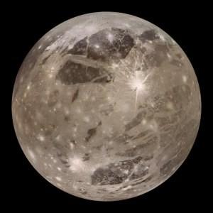 Ganímedes, la luna más grande del Sistema Solar (y de Júpiter)