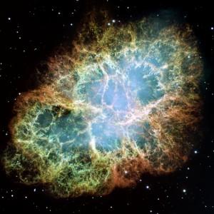 La espectacular Nebulosa del Cangrejo, el primer objeto del Catálogo Messier