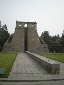 Observatorio astronómico de Gaocheng, construido en el año 1.276