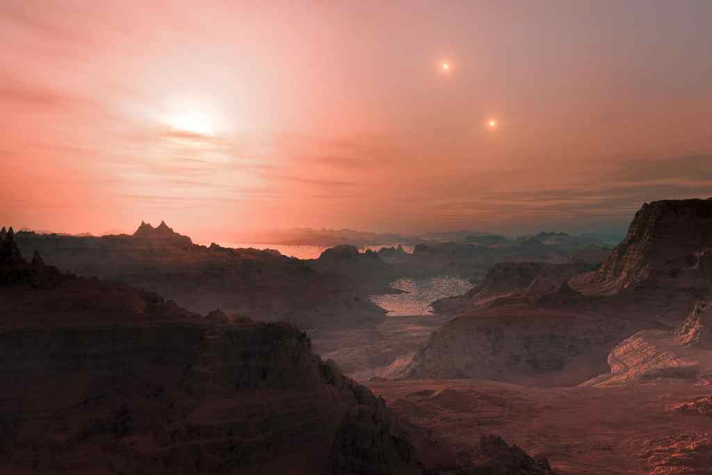 La vida y el campo magnético de los exoplanetas