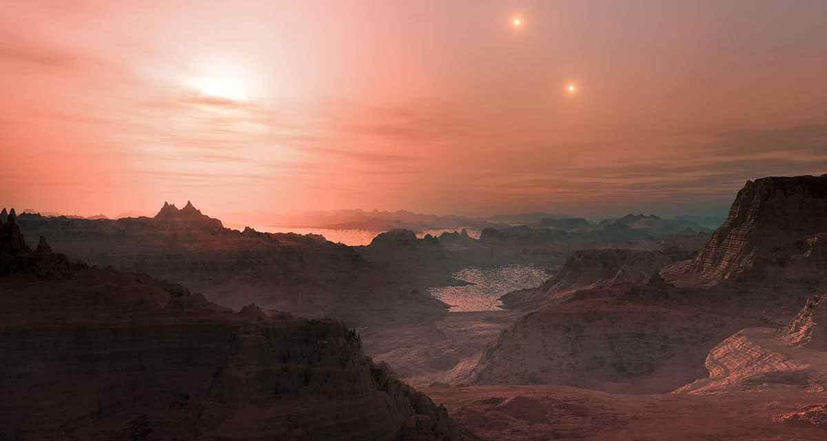 La zona habitable (y la búsqueda de la vida)