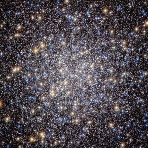 Messier 13, el Cúmulo globular de Hércules. El destinatario del mensaje de Arecibo.
