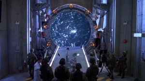 Un portal en Stargate