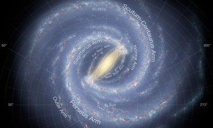 ¿Cómo sabemos que la Vía Láctea es una galaxia en forma de espiral?