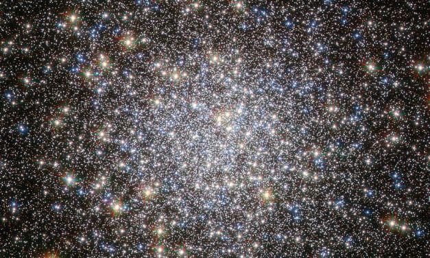 Los objetos Messier: M5, cúmulo globular