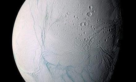El océano de Encélado podría ser apto para la vida